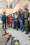 Тульские спасатели провели урок для юнармейцев, Фото: 15