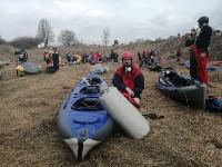 Сотни туристов-водников открыли сезон на фестивале «Скитулец» в Тульской области, Фото: 65