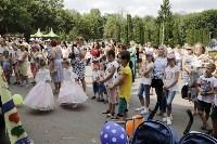 В Центральном парке Тулы прошел фестиваль близнецов, Фото: 12