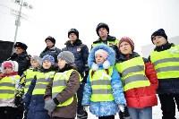 Автофлешмоб на площади Ленина в честь Дня памяти жертв ДТП, Фото: 26