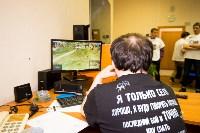 Виртуальные и настоящие танки от «Ростелекома» на тульской земле для журналистов и блогеров ЦФО, Фото: 16