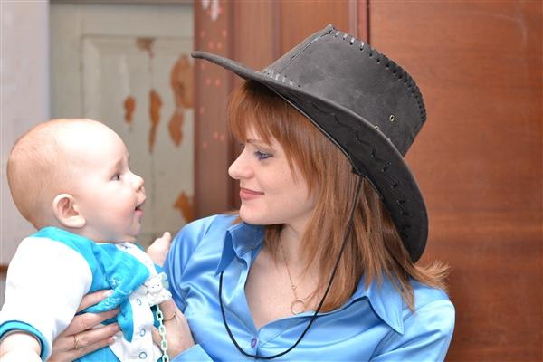 Мама, ты прекрасна)))
