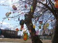 Пасхальное дерево-2015, Фото: 2