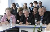 Алексей Дюмин посетил Узловский молочный комбинат, Фото: 2