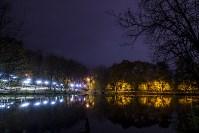Платоновский парк вечером, Фото: 4