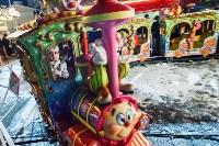Главную ёлку Тулы открыли грандиозным фейерверком, Фото: 45