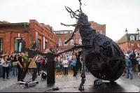 В Туле открыли скульптуру «блохе-киборгу», Фото: 63