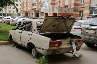 Эвакуировали бесхозный автомобиль, Фото: 1
