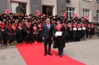 Вручение дипломов магистрам ТулГУ. 4.07.2014, Фото: 204