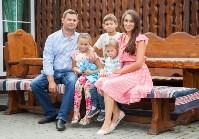Семья Елены и Василия Кучерявых, Фото: 1