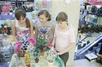Тульские школьники приняли участие в Новогодней ярмарке рукоделия, Фото: 17