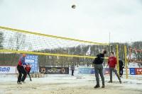 Турнир Tula Open по пляжному волейболу на снегу, Фото: 13