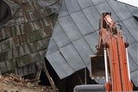 """Снос кинотеатра """"Космос"""". Тула. 14 апреля 2014 год, Фото: 8"""