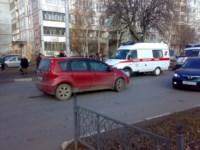 Авария на ул. Демонстрации 15 ноября, Фото: 2