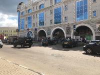 Из ТЦ «Утюг» в Туле эвакуировали людей, Фото: 2