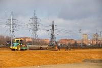 строительство восточного обвода, Фото: 2