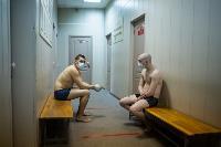 Экспресс-тест на covid-19, маски и социальная дистанция: В Туле первых призывников отправили в армию, Фото: 39