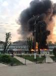 """Сгорел рынок """"Салют"""", Фото: 25"""
