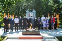 В Советске открыли мемориал, Фото: 9