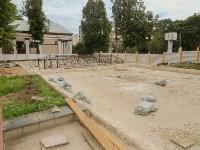 В Туле ремонтируют фонтан возле драмтеатра, Фото: 2