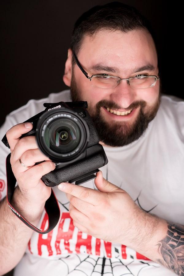 Борода с улыбкой :)