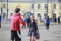 Легкоатлетическая эстафета школьников. 1.05.2014, Фото: 44