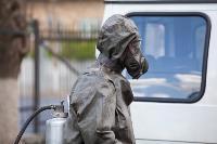 Экспресс-тест на covid-19, маски и социальная дистанция: В Туле первых призывников отправили в армию, Фото: 60