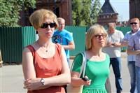 Татьяна Рыбкина – блогерам: «Мы ничего не строим, мы только спросили…», Фото: 20