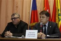 Визит Владимира Груздева в ПХ «Лазаревское». 13 февраля 2014, Фото: 33