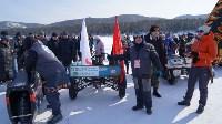 Мотороллер «Алексей Геннадьевич» из Тулы установил рекорд скорости на «Байкальской миле», Фото: 41