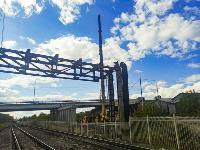 Демонтаж трубопровода у Восточного обвода, Фото: 7