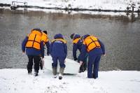 Тульское Управление МЧС принимает участие в тренировке  по готовности к паводку, Фото: 2