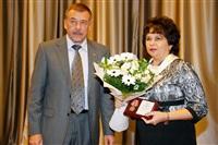 В правительстве Тульской области поздравили учителей с их праздником, Фото: 9