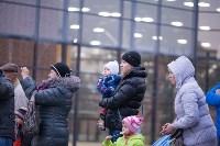 Средневековые маневры в Тульском кремле. 24 октября 2015, Фото: 17