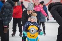 Как туляки отпраздновали Старый Новый год на музыкальном катке кластера «Октава», Фото: 12