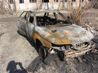 Сгоревшие сараи на улице Немцова в Туле, Фото: 11