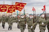 В Туле прошла первая репетиция парада Победы: фоторепортаж, Фото: 21