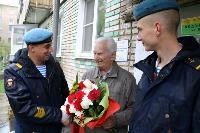 У домов тульских ветеранов прошли парады, Фото: 2