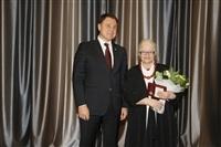Награждение серебряной медалью  «За особый вклад в развитие Тульской области» Натальи Грамолиной, Фото: 77