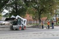 Ремонт улицы Оборонной в Туле, Фото: 6