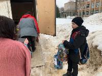 Мобильный пункт РСО ООО «МСК-НТ» посетил поселок городского типа Славный, Фото: 14