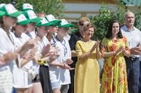 Открытие летней профильной школы, Фото: 20