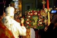Пасхальное богослужение в Успенском соборе, Фото: 59