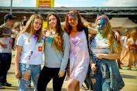 В Туле прошел фестиваль красок и летнего настроения, Фото: 106