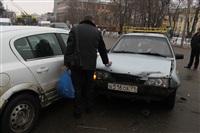 ДТП на пересечении проспекта Ленина и улицы Пушкинская. 3 марта 2014 , Фото: 2