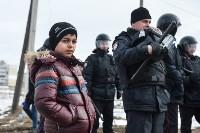 Бунт в цыганском поселении в Плеханово, Фото: 37