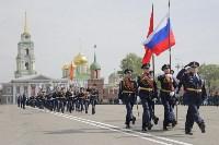 Генеральная репетиция парада Победы в Туле, Фото: 43