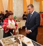 Алексей Дюмин поздравил тулячек с 8 Марта в филармонии, Фото: 10