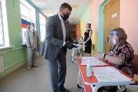 Алексей Дюмин проголосовал по поправкам в Конституцию, Фото: 9