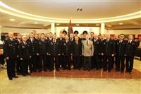 В Туле прошла церемония крепления к древку полотнища знамени регионального УМВД, Фото: 6